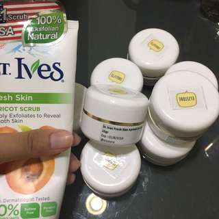 [SHARE] St. Ives Apricot Scrub