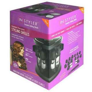 Instyler Ceramic STYLING SHELLS (Authentic)