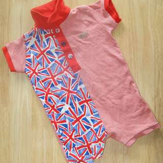 #discount60% NEXT used baby romper