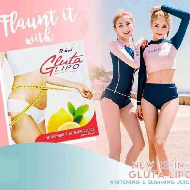 12-in-1 Gluta Lipo Juice