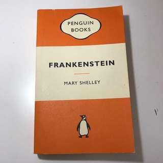 #Frankenstein By #MaryShelley