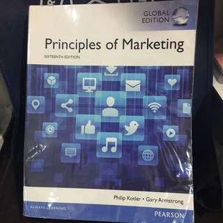Principles of marketing philip kotler (16 ed) original. Kondisi 85%, tersampul, bagian bawah aga sedikit keriting krena kena air. Tidak ada sobek atau halaman hilang.