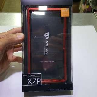 DevilCase 惡魔鋁合金 金屬邊框 Aluminum Bumper For Sony Xperia XZ Premium