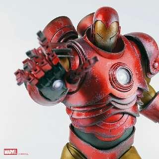 3A Iron Man