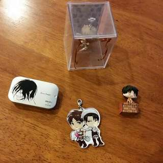 AUTHENTIC ATTACK ON TITAN/SHINGEKI NO KYOJIN MERCHANDISE