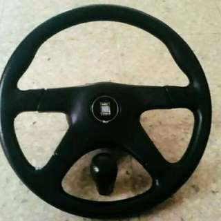 Nardi Steering 4 Spoke