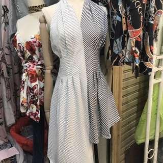 (NEW) Asymetrical Dress
