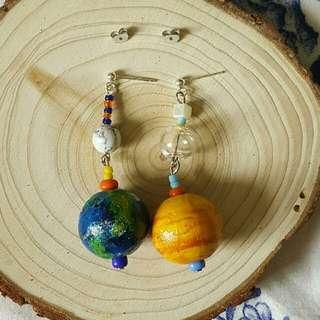 925 handmade earings