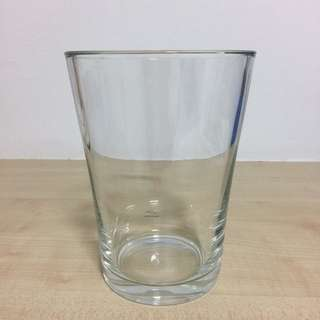 Clear Vase (glass)