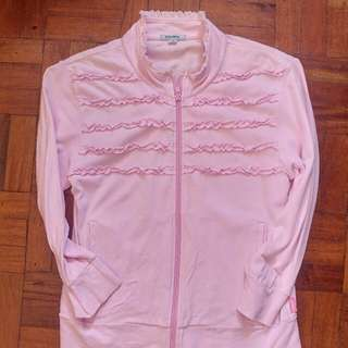 Pink Baleno Jacket/topper