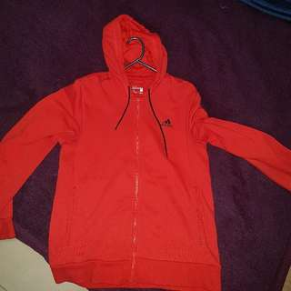 !!Adidas jacket almost new!!