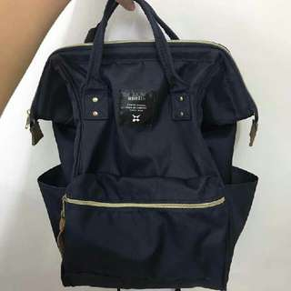 Anello Backpack - Navy Blue