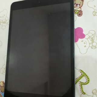 Ipad Mini 1 Space Gray 16gb