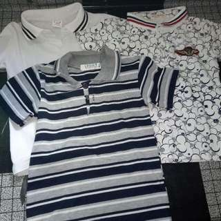Polo Shirt 3pcs