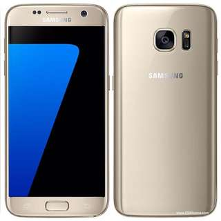 Mint Condition GOLD SAMSUNG S7 32GB for cheap sales  !