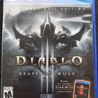Diablo 3 ps4 / Playstation 4