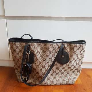 Gucci Tote (100% Authentic)