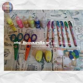 이추, HBW, Metallic Pen Art Supplies + Free Shneider Felt Tip Pen