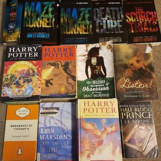 Various Books + More