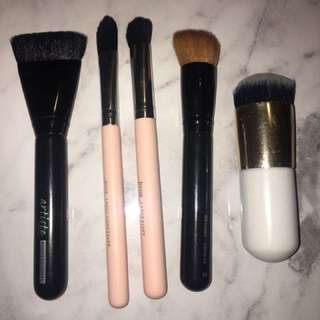 Mixed Face Brushes