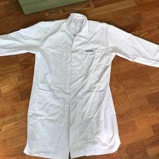 Nanyang polytechnic Lab Coat