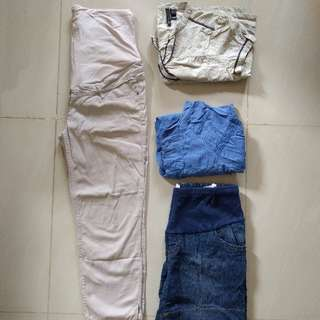 Preloved Maternity Clothes (free delivery)