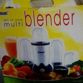 Roman multi Blender