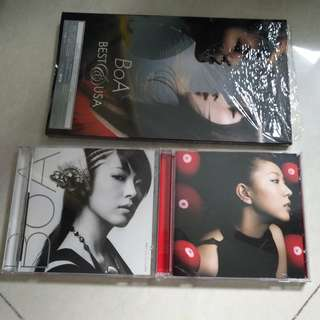 BoA - BEST & USA  4CD