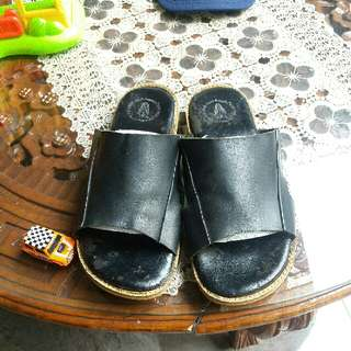 Hush Puppies Sandal Kulit Original