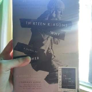 13 Reasons Why *FREE SHIPPING