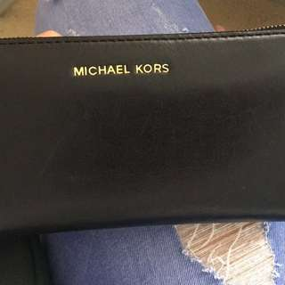 MIchael Kors soft leather wallet