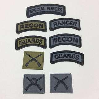 Saf Rsn Rsaf recon guards special force Tab