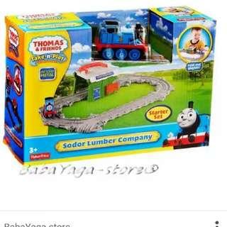 Thomas & Friends Take-N-Play  Sodor Lumber Company