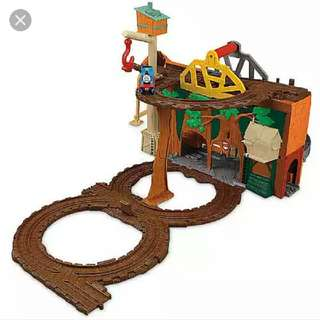 Thomas & Friends Take-N-Play Rescue From Misty Island