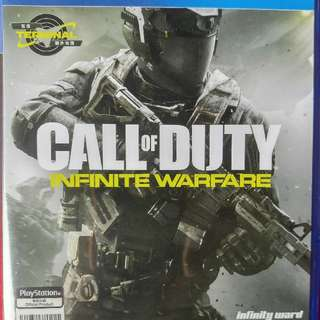 Call Of Duty Infinite Warfare 中文版