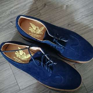 Mark McNairy by Sanders EU 41 not grenson trickers loake cole haan clarks dr martens