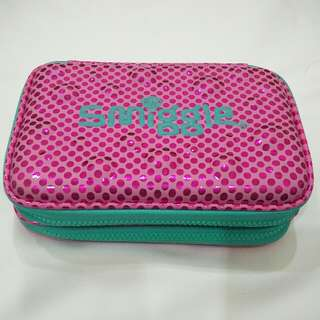 Smiggle Hardtop Pencil Case (2 zippers)