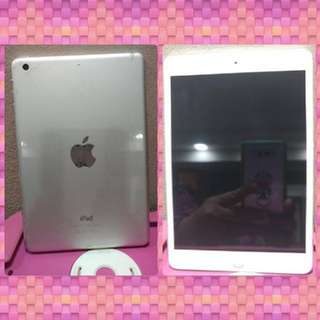 QYOP 2 units iPad Mini 3 64gb WiFi Only