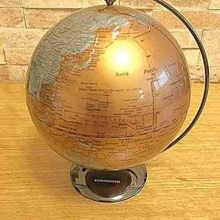 全新生活工場地球儀