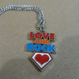 Super Lover Necklace