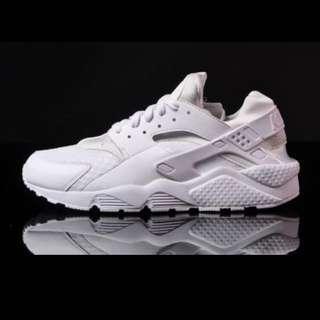 Nike Air Huarache All White 22.5