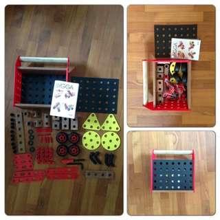 IKEA BYGGA Engineering Set