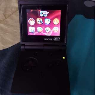 Pocket XP 1 (GBA SP clone)