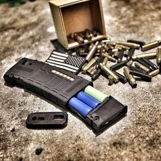 5.56mm P-Magazine Style Powerbank Case
