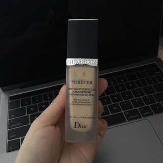Dior forever perfect foundation