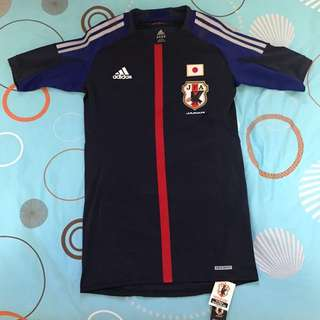 095c6095528 JAPAN ADIDAS TECHFIT AUTHENTIC PLAYER ISSUE HOME 2012/13 FOOTBALL JERSEY  SHIRT NEW O SIZE