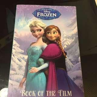 Disney Frozen 英文故事書
