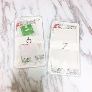小美人魚 3D 玻璃貼 iphone 6 6s 7 plus 手機膜