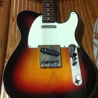 FENDER Telecaster SQUIER Electric Guitar
