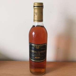 Chateau Guiraud 1st cru Sauternes 1996